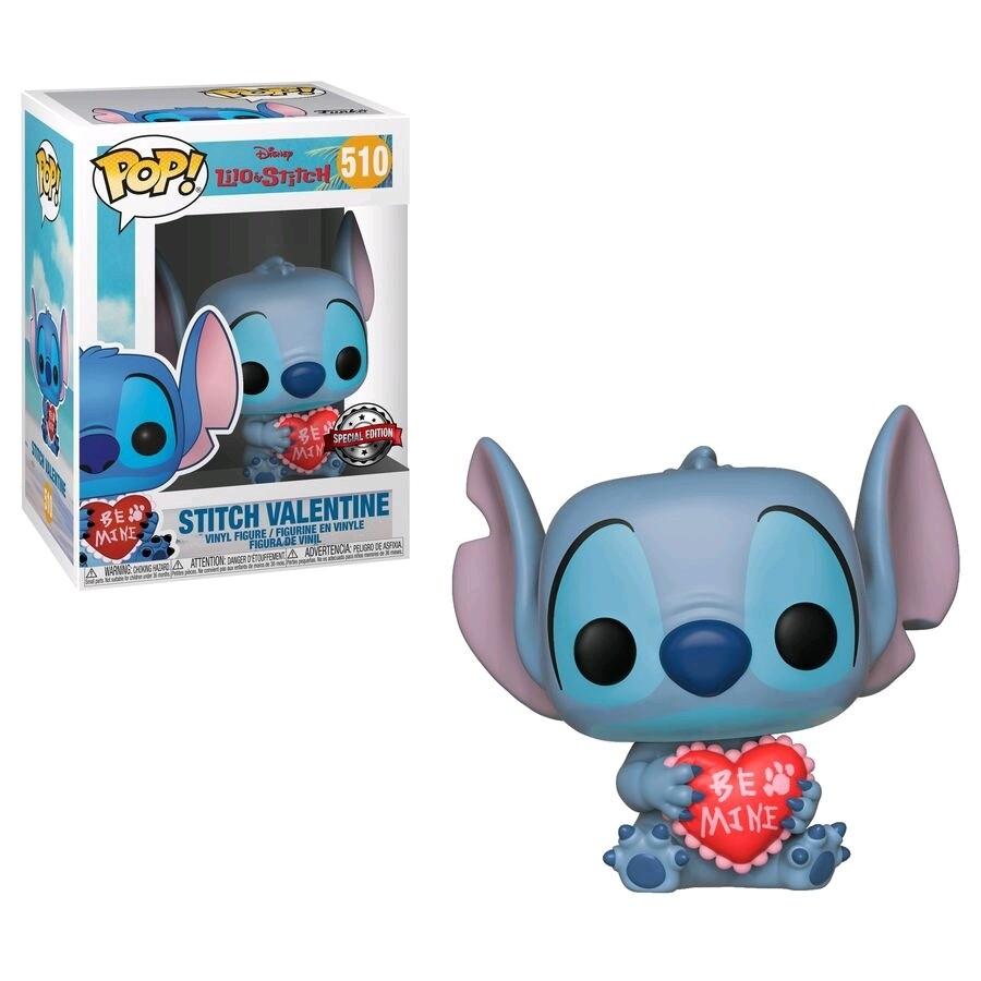 Pre-Order: Lilo & Stitch - Stitch Valentines US Exclusive Pop! Vinyl