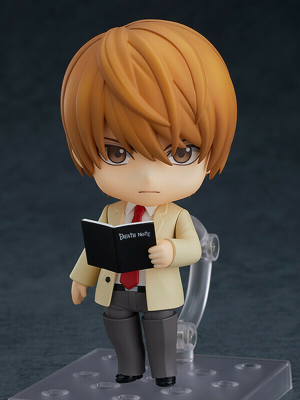 Death Note Light Yagami 2.0 Nendoroid