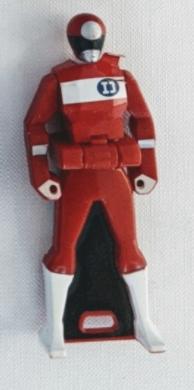 Power Rangers unlock keys