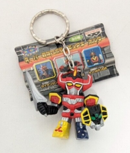 Super Sentai Power Rangers Megazord