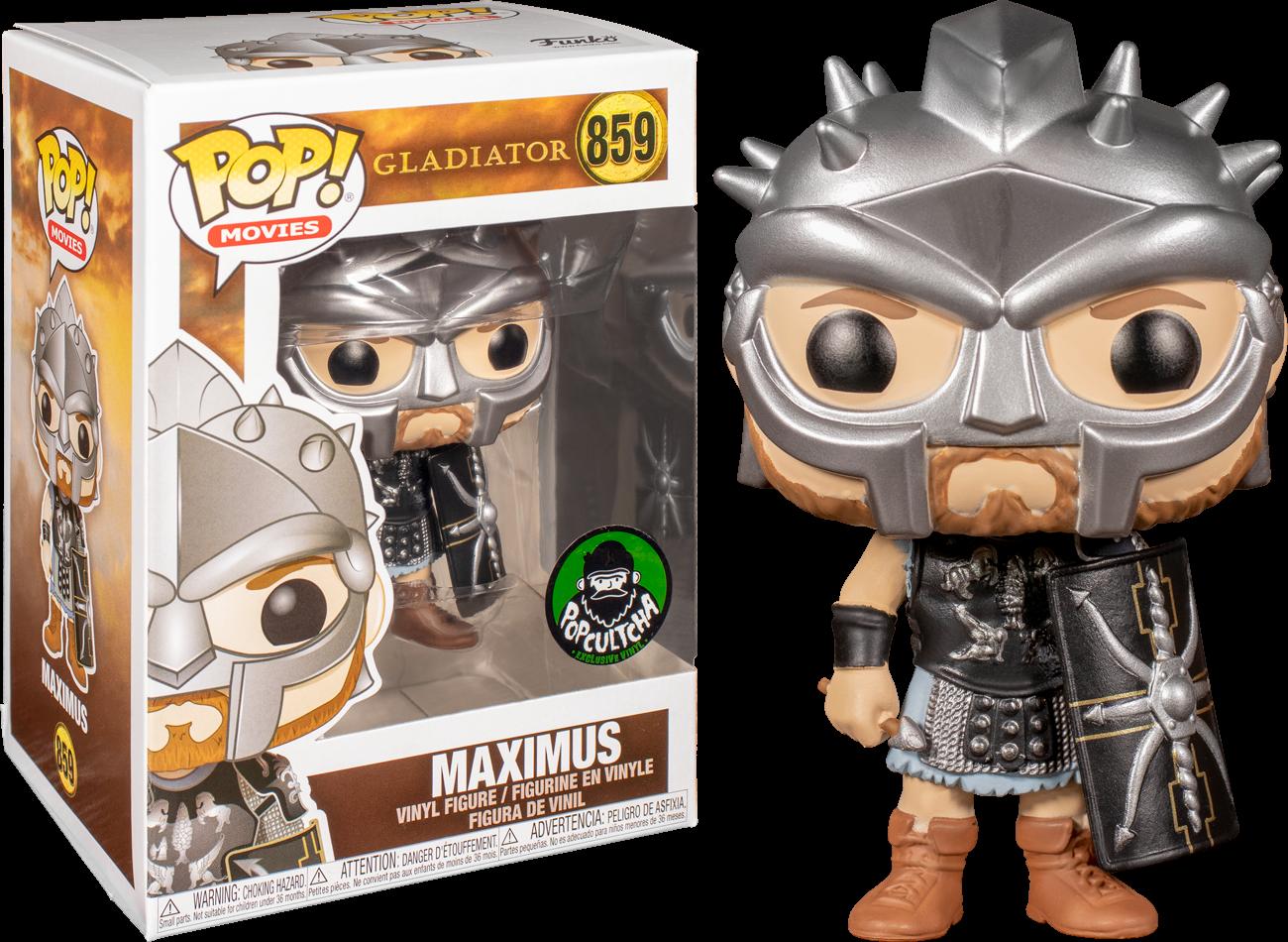 Gladiator - Maximus with Helmet Pop! Vinyl Figure