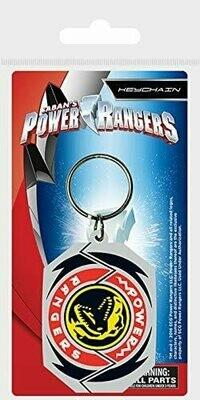 Mighty Morphin Power Ranhers Key- Red Ranger Key Ring Morpher