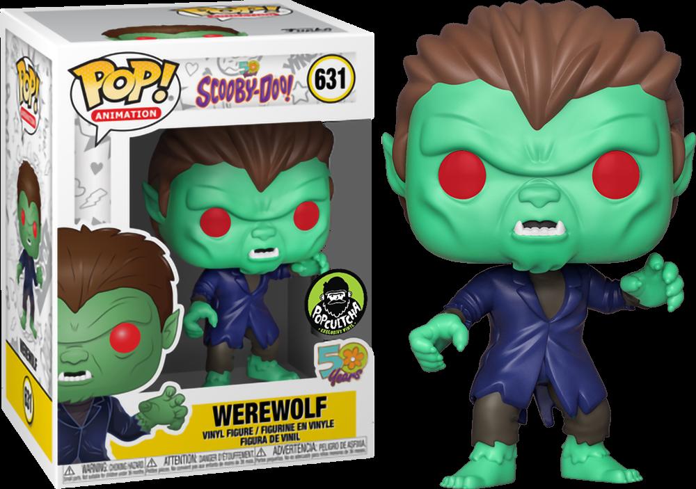 Scooby-Doo - Werewolf Pop! Vinyl Figure
