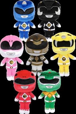 Power Rangers - Power Ranger Hero Plush