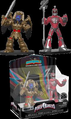 Mighty Morphin Power Rangers Goldar and lord Zedd hero world
