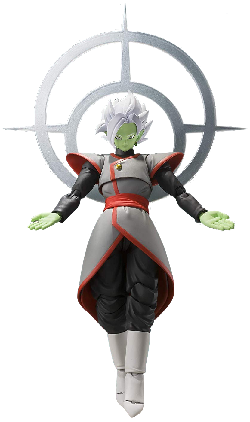"Dragon Ball Super - Zamasu Potara 6"" S.H.Figuarts Action Figure"