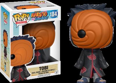 Pre-Order: Naruto: Shippuden - Tobi Pop! Vinyl Figure