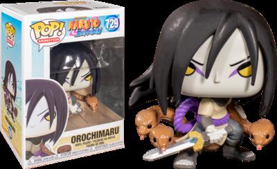 Naruto Shippuden - Orochimaru Pop! Vinyl