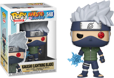 Naruto - Kakashi with Lightning Blade Pop! Vinyl Figure