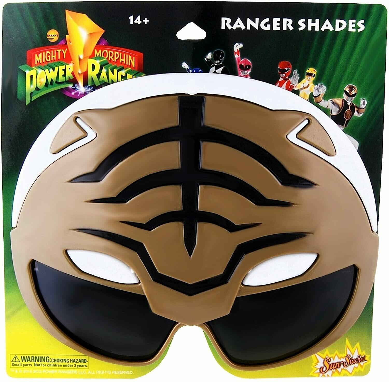 Mighty Morphin Power Rangers- White Ranger Sunny Mask