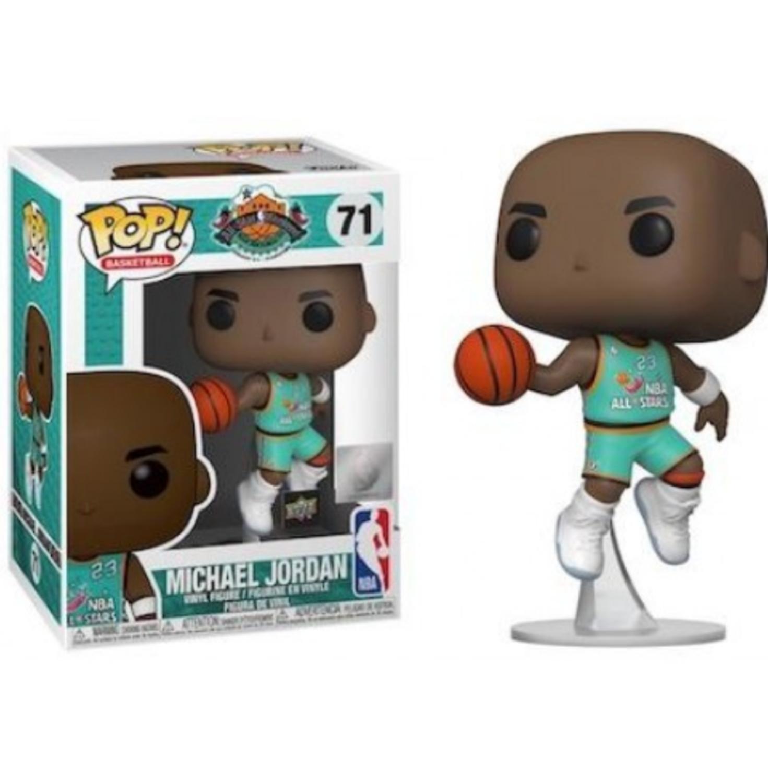 NBA Basketball - Upper Deck Michael Jordan All Star Weekend Pop! Vinyl Figure