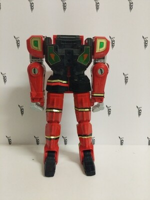 Red ninja dragonzord