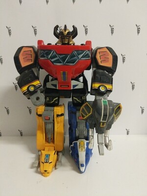Mighty Morphin Power Ranger 1993 original Megazord