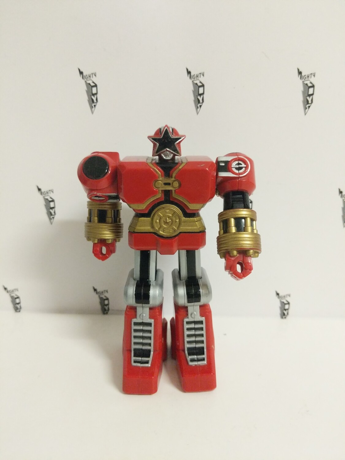 Red zeo zord