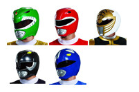 Mighty Morphin Power Rangers Full Helmet