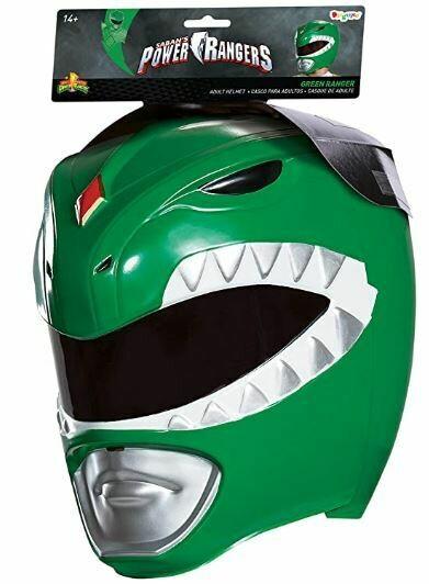 Mighty Morphin Power Rangers Full Helmet