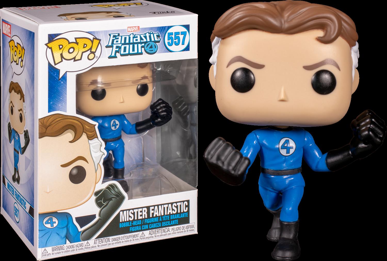Fantastic Four - Mister Fantastic Pop! Vinyl