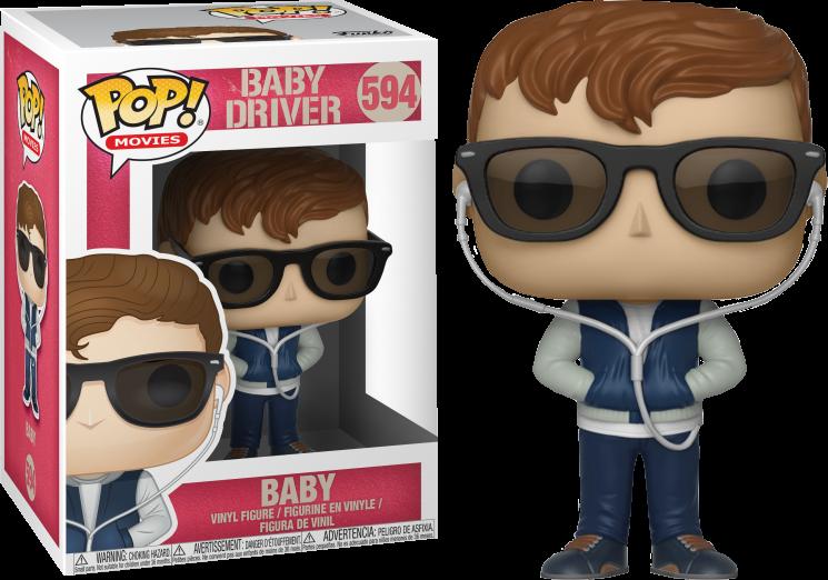 Baby Driver Pop! Vinyl Figure