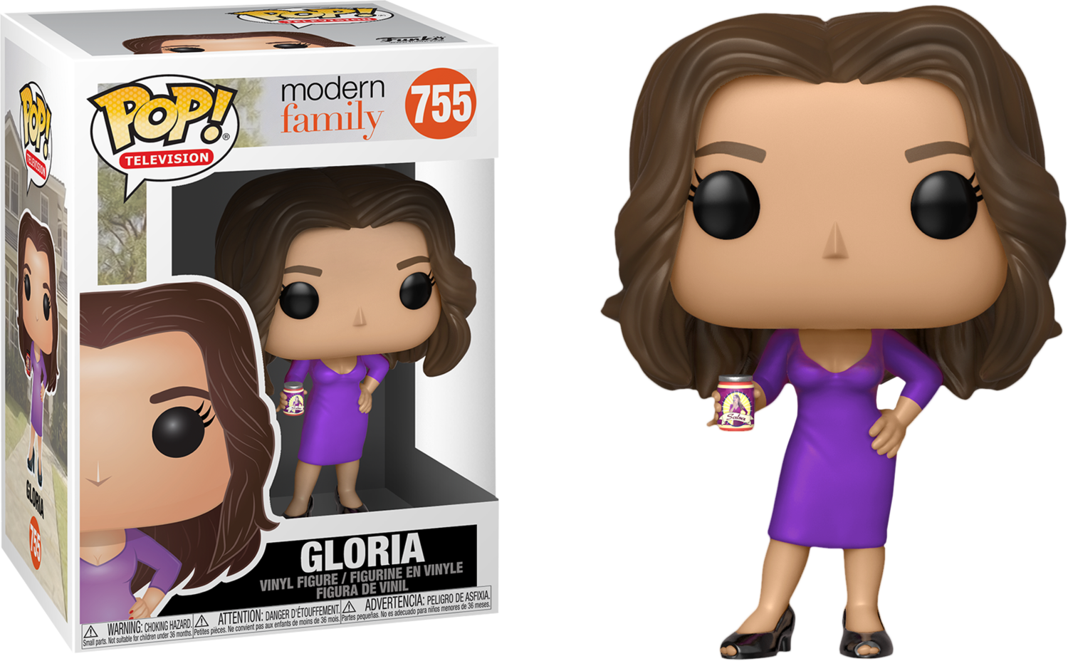 Modern Family - Gloria Pop! Vinyl Figure
