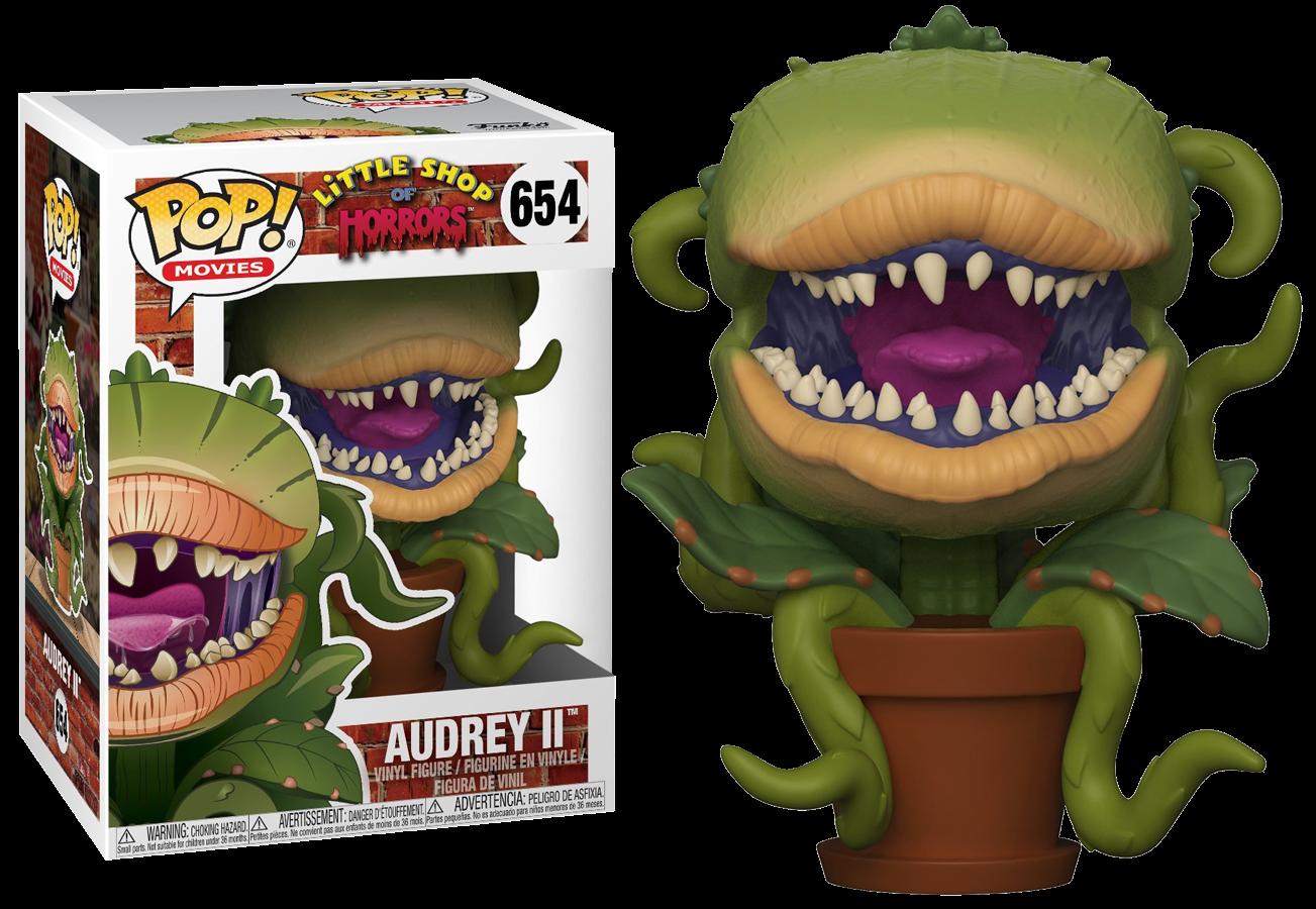 Little Shop of Horrors - Audrey II Pop! Vinyl Figure