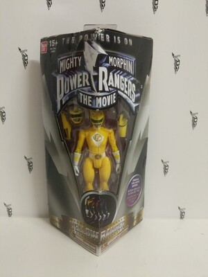 Mighty Morphin Power Rangers movie- yellow Ranger Movie figure