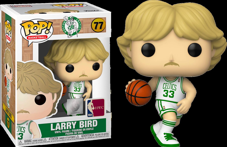 NBA Basketball - All Star Legends: Larry Bird Boston Celtics Pop! Vinyl Figure