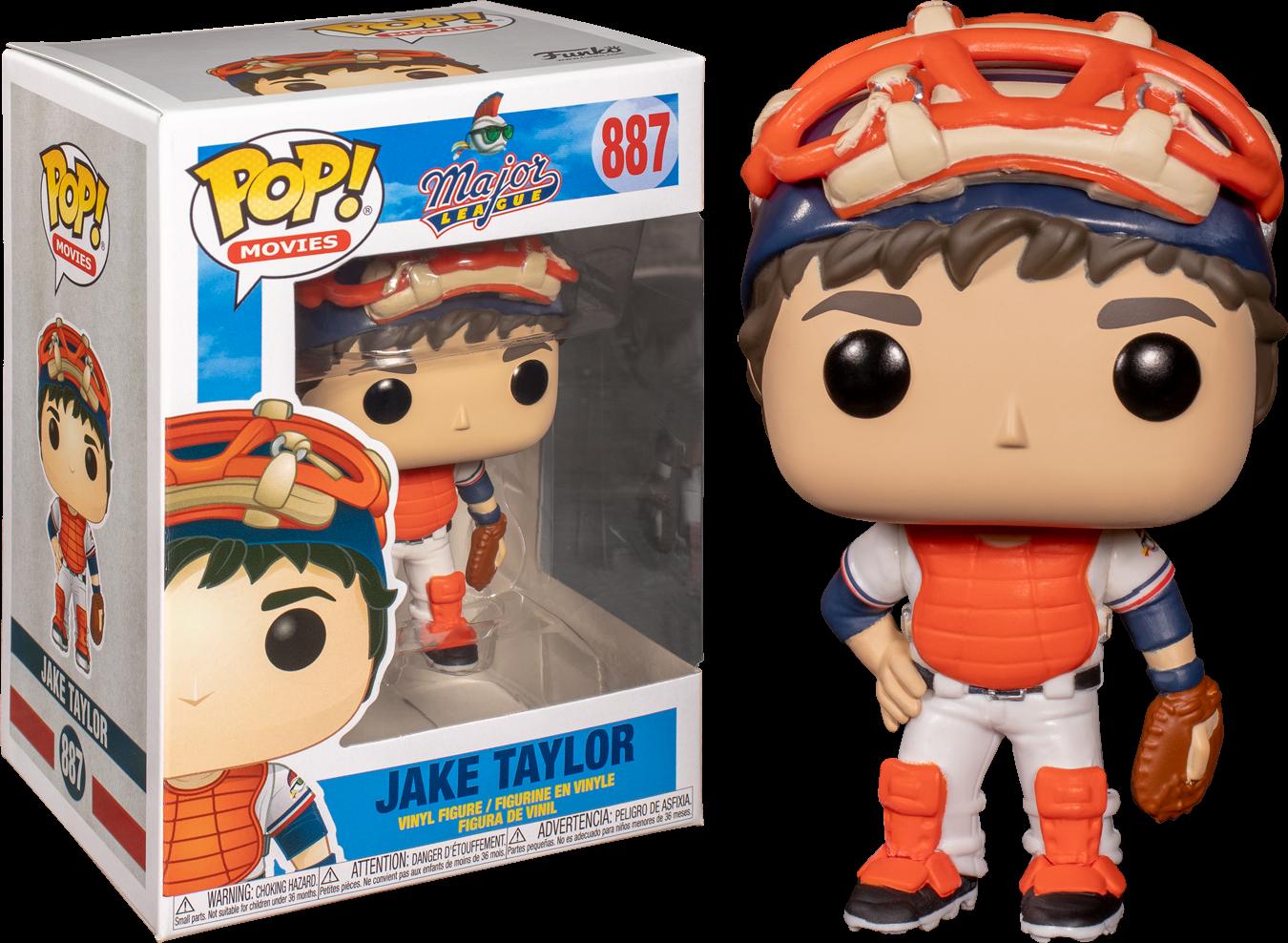Major League - Jake Taylor Pop! Vinyl