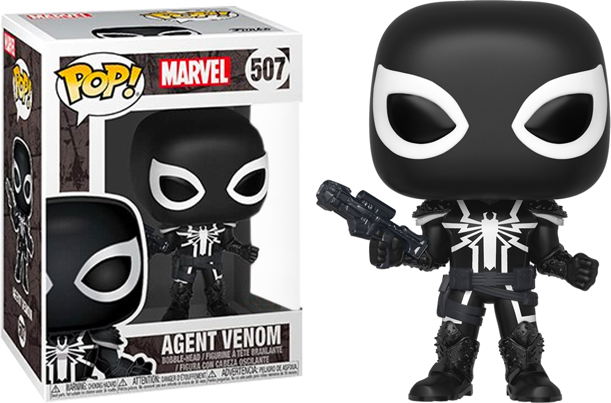 Spider-Man - Agent Venom Pop! Vinyl Figure