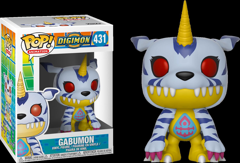 Digimon - Gabumon Pop! Vinyl Figure