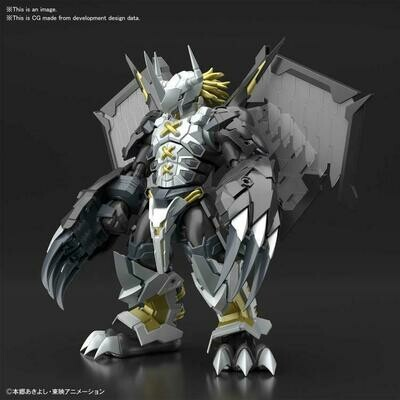 Pre-Order: DIGIMON - BLACK WARGREYMON Figure-rise Standard Amplified