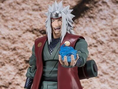 Naruto S.H.Figuarts Jiraiya