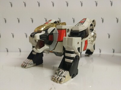 Mighty Morphin Power Rangers: 1994 original tigerzord