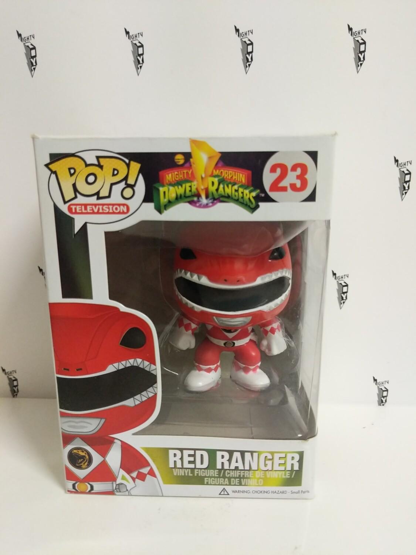 Mighty Morphin Power Rangers- Original Red Ranger 23