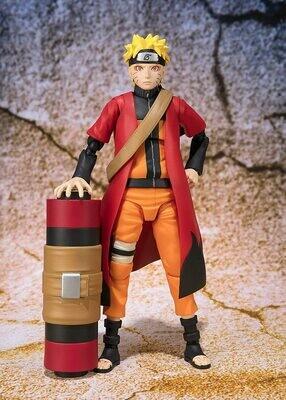 Bandai S.H.Figuarts Naruto: Uzumaki Naruto Sage Mode Complete Edition