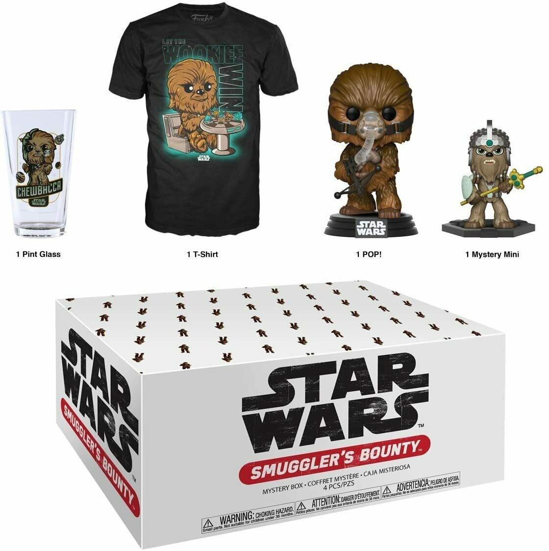 Funko Star Wars Smuggler's Bounty Box, Wookie Theme