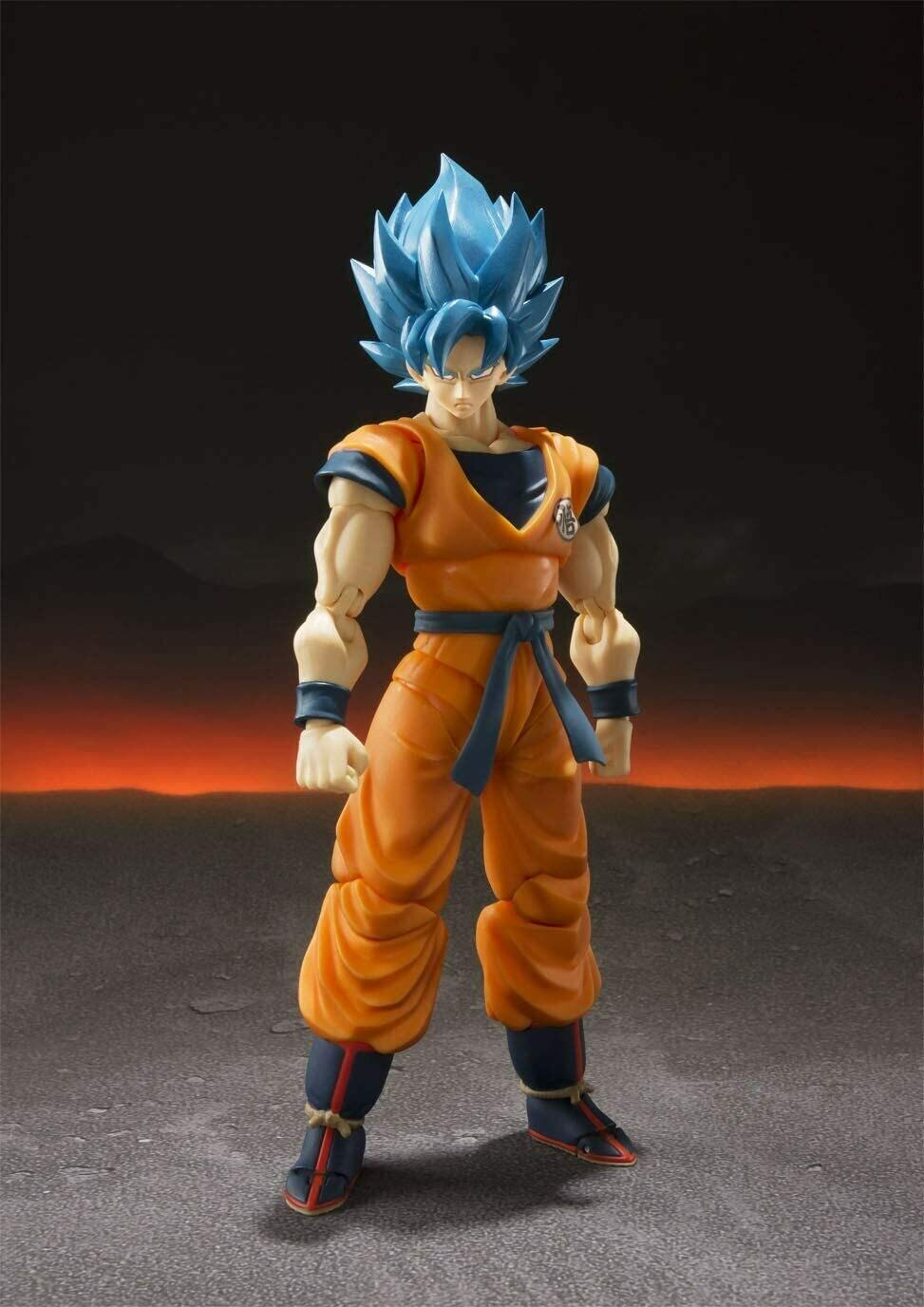 Dragon Ball Super: Super Saiyan God Super Saiyan Goku, S.H. Figuarts