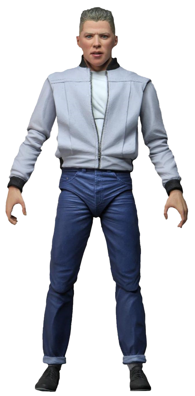 "Back to the Future - Biff Tannen Ultimate 7"" Action Figure"