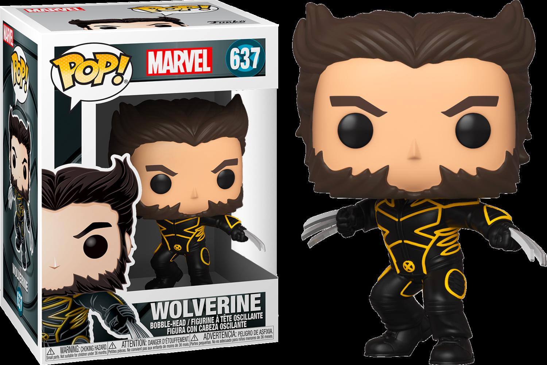 X-Men: The Last Stand - Wolverine in Suit 20th Anniversary Pop! Vinyl Figure