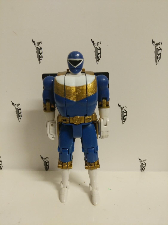 Zeo ranger- blue ranger zeo figure