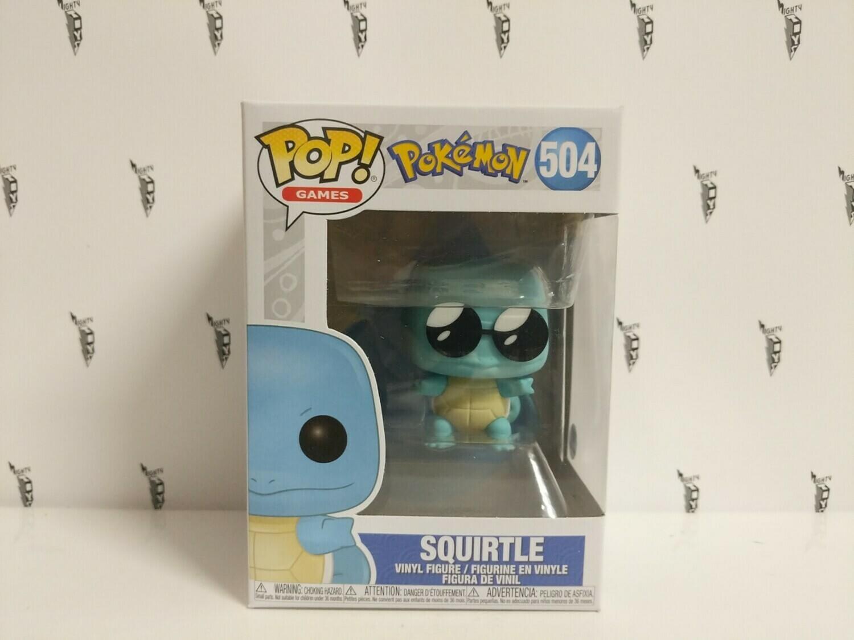 Pokemon - Squirtle Squad Pop! Vinyl ( round sunnies)
