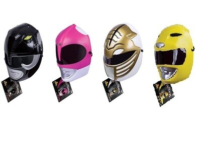 Mighty Morphin Power Rangers Half Face Mask