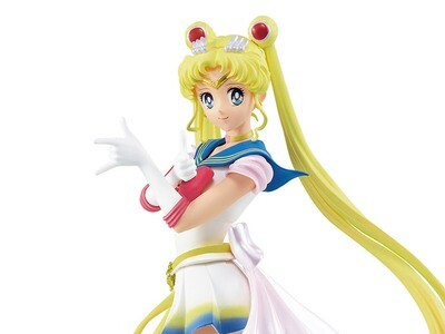 Pre-Order: SAILOR MOON ETERNAL - THE MOVIE GLITTER & GLAMOURS - SUPER SAILOR MOON - (VER.B)