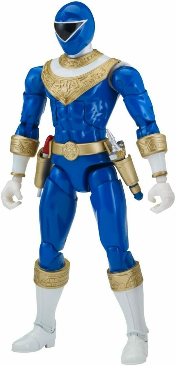 Power Rangers Legacy 6.5-inch Action Figure - Zeo Blue