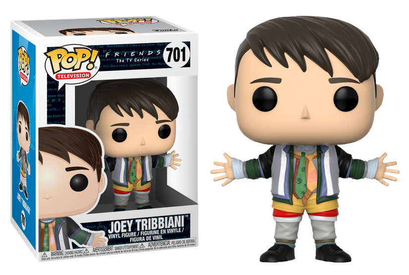 Friends - Joey Tribbiani In Chandler's Clothes Pop! Vinyl Figure