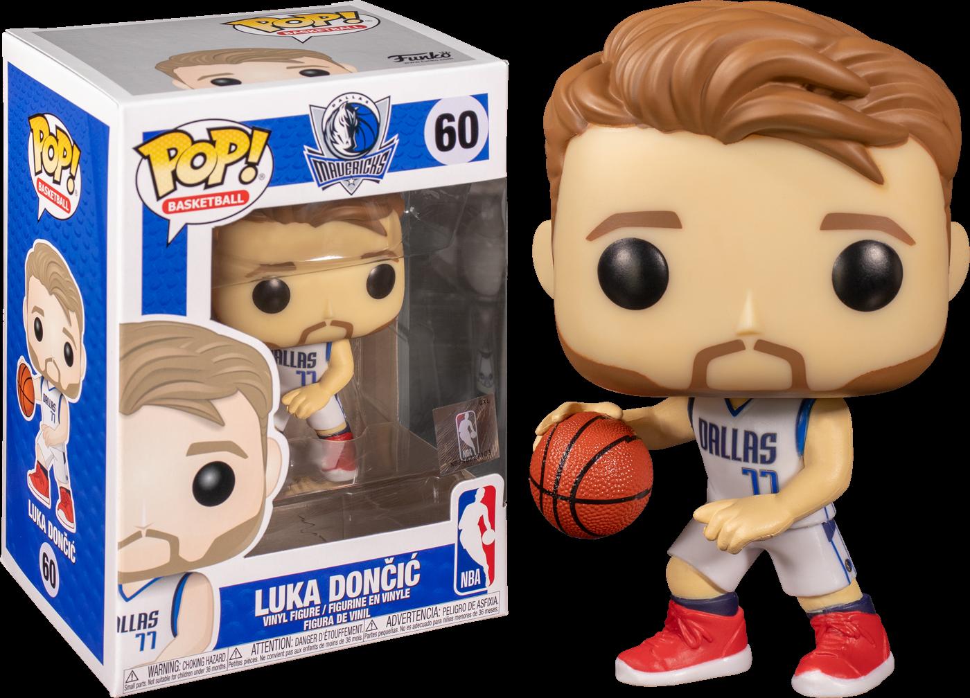 NBA: Mavericks - Luka Doncic Pop! Vinyl