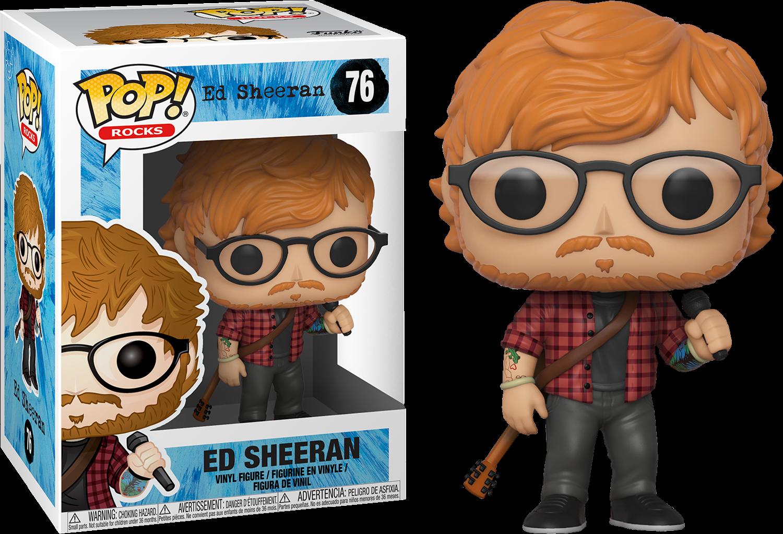 Ed Sheeran - Ed Sheeran Pop! Vinyl Figure