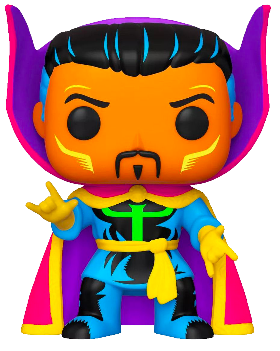 Marvel: Black Light - Doctor Strange Pop! Vinyl Figure