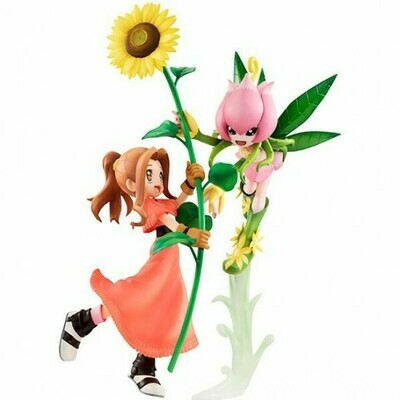 Order: DIGIMON - GEM SERIES - LILIMON AND MIMI FIGURE SET