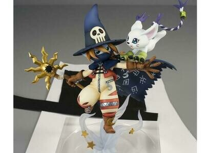 Order: DIGIMON - G.E.M. WIZARDMON & TAILMON FIGURE 2 PACK