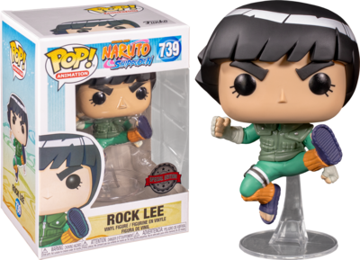 Naruto: Shippuden - Rock Lee Pop! Vinyl Figure